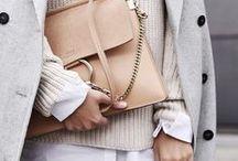 Streetstyle Bags / Most stylisch handbag street style looks!
