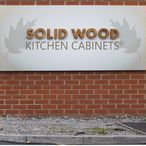 Gloucestershire Solid Wood Kitchen Cabinets Showroom / The Solid Wood Kitchen Cabinets Gloucestershire showroom offers a true representation of our stunning solid oak carcasses and frontals, with one wall given over to a display of our entire range of door frontals and the option of customers taking away smaller samples then and there - so please do visit!