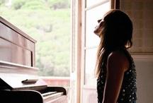 Musical Influences / Lyrical, melancholic depth never gone wrong.