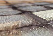 Textures / Delicate, tactile, beautiful textures.
