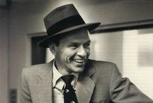 Mr. Singing Sinatra / by Leopold Dilg