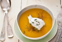 soup / by Katarzyna Panasiewicz