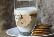 milk and....