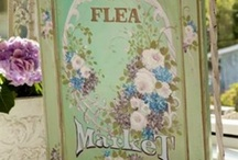 flea market & displays