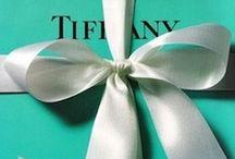 Events design. Tiffany inspirations