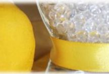 Yellow design consulting / Visit Notre Charme site and blog and find best tips for your themed events !