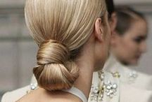 Events design. Hairstyle inspirations
