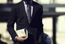 Events design. Men's fashion inspiration / Gentleman's lifestyle and elegance