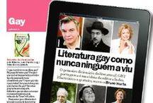 Novidades em português / Novidades de literatura gay em português