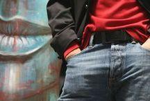 Kaspari 5.45 / innovative materials - leather belt and 100 % carbon fibre buckle
