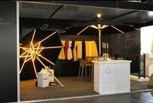 Spoga Gafa with Our NI LED Parasol / #spogagafa