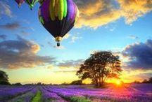 ballooning the skies