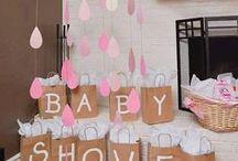 Baby Shower / Ideas geniales para que crees tu Baby Shower ideal junto a tus mejores amigas.