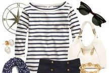 Nautical Outfit Lookbook