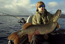 Fun fishing adventures for youth - just class / Fishing for teenagers, young and all.  Exciting, fun and relaxing