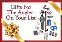 Gifts for anglers / fishing, fun, outdoor activities