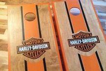 Harley-Davidson Merchandise / Harley-Davidson items for the home, office, or garage