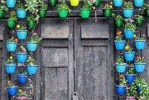 ➳ gardens / Pretty gardens and garden ideas