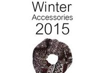 Winter Accessories Collection 2015 / Want to know what the latest styles, colours and accessories are in this winter? Find out more, here!   Also visit, www.thisisitstyle.com, for a great place to discover, develop and learn about your personal sense of style.