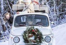 Christmas wonderland / Christmas celebration ideas.