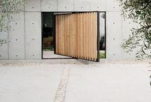architecture / Architectural inspiration.