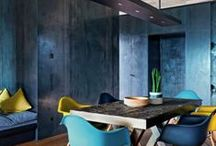 Colors in interiors
