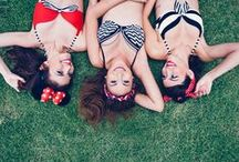 SUMARIE Photoshoots  / Couture SUMARIE swimwear ~ behind the scenes of a fashion photoshoot | www.SUMARIE.com