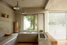 Home: Kitchen style