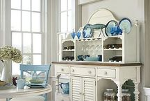 Coastal Furniture and Decor / I love Coastal Decor!   I've decorated my whole house with coastal and beachy decor! / by Joy Ellis