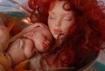 Dandelion and Fairy