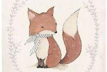 Illustrations: Animals