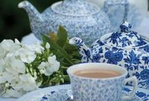 Country style: Tea time