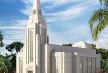 Templos mormons