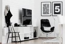Black and White Minimalist Design / I love black and white simple designs. Heres a board dedicated to it!
