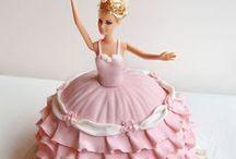Cakes - Dolls