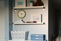 Organize / Organizing tips and clever ways to organize your home. / by Dayna | Lemon Lime Adventures