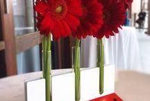 Bud Vases / Vases for buds.