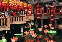 Places: China