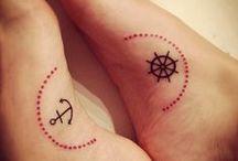 TATTOOS / Tatuagens