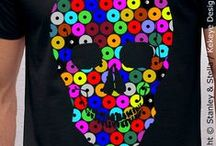 Artwork T-shirts & Art Products / Artwork T-shirts and Art Products by Kekeye