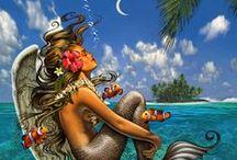 Mermaids / by JohnKelly