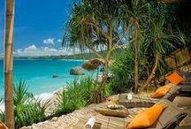Tropical Beach House / by JohnKelly