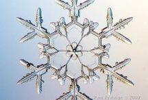 Nature: Snowflakes