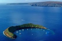 Hawaii / Beautiful sights of Hawaii especially my favourite Island Maui