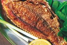 Fish Recipes / Preparing fish to eat. Only fish recipes featuring salmon, halibut, tilapia, bass, trout and more.