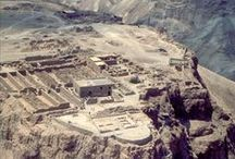 Biblical Places / Views of ancient places mentioned in the bible both the Old and the New Testament.