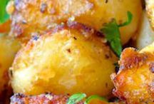 Potato Recipes / So much can be done with potatoes here are some dishes and recipes.