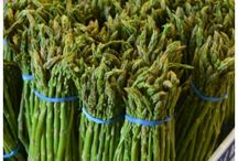 Asparagus Adventure / My favourite vegetable asparagus recipes and more. Makes a great garnish on many foods.