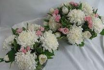 Vase Arrangements / Options and varieties!