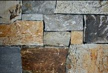 Color Panels / Here are the various stone options we have to offer!  Also keep in mind you can combine anything you like to create a unique blend on your project. This is natural stone, the possibilities are endless!
